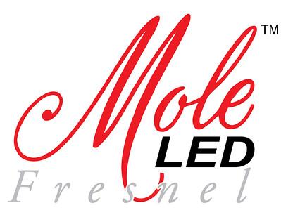 Mole LED Fresnel Logo