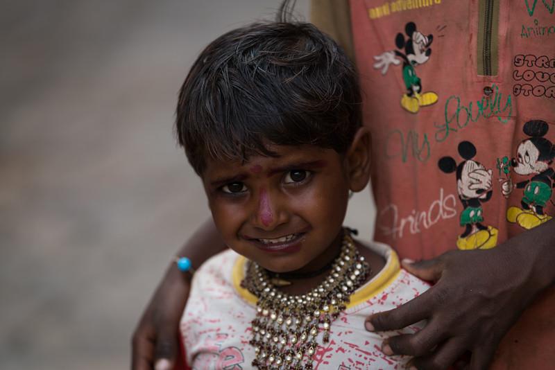 A child, Jaisalmer, Rajasthan.