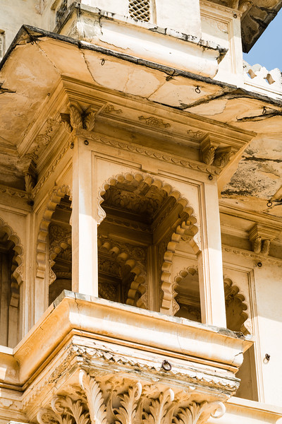 The City Palace, Udaipur,Rajasthan