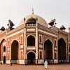 Homayun's Tomb, New Delhi
