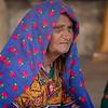 Market woman, Jaisalmer