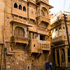 A Haveli at Jaisalmer
