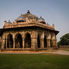 Tomb of Isa Khan Niyazi, near Homayun's Tomb, Nelhi.