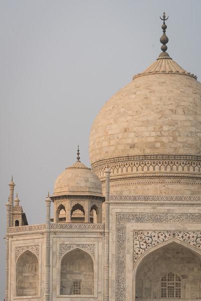 The Taj Mahal, Agra, India