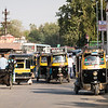 Tuk-tuks, Bikaner, Rajasthan