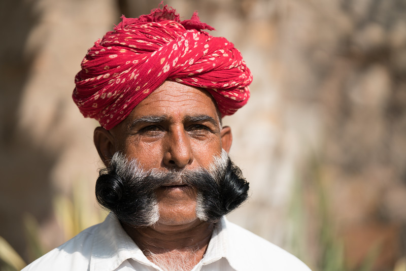 A Rajput, Rajasthan