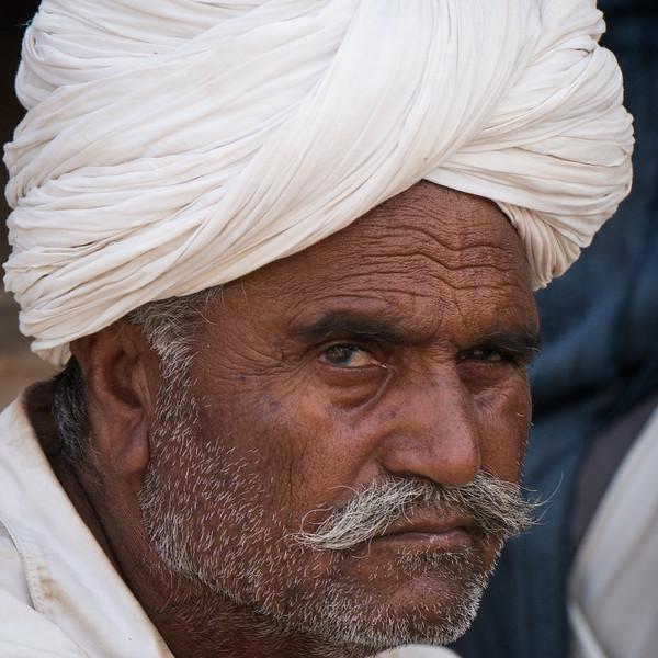 A Man, Jaisalmer