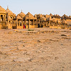 Bada Bagh Cenotaphs of the Maharajas, Jaisalmer, Rajasthan