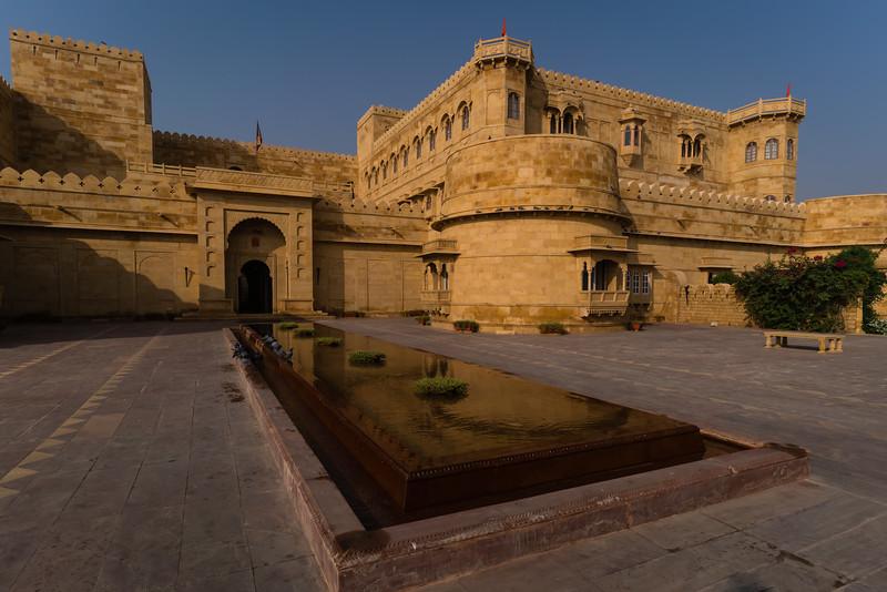 Suryagarh Hotel, Jaisalmer, Rajasthan