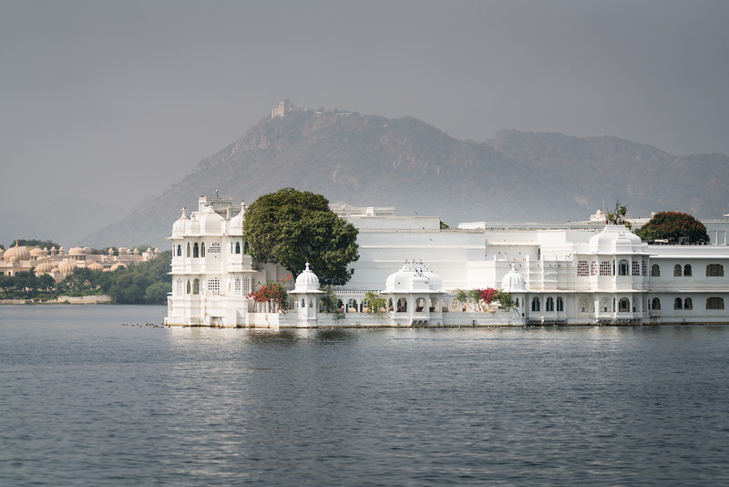 The Lake Palace, Udaipur, Rajasthan.