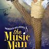 Noah Racey in THE MUSIC MAN. Photo by John Revisky.