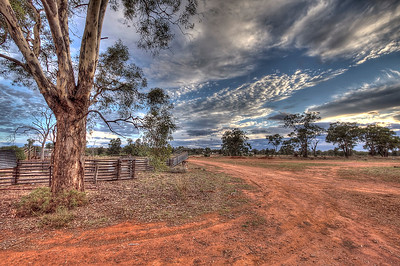 The Outback of Australia