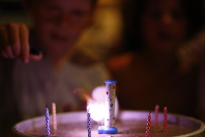 We celebrate Abel's birthday as he turns 7 during the pandemic, November 9, 2020