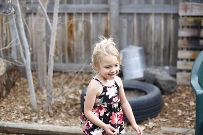 We celebrate the anniversary of finalizing Maryanna's adoption three years ago, Denver, Colorado, U.S., April 25, 2021.