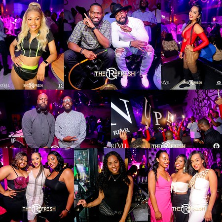 THE REFRESH FRIDAYS @ REVEL 5-3-19