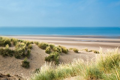 CAMBER SANDS - EAST SUSSEX