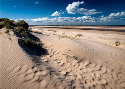 HOLKHAM BEACH - NORFOLK