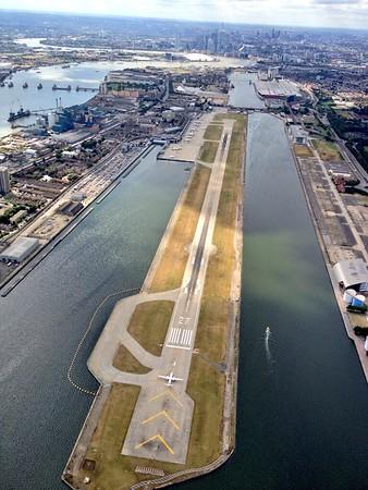 CITY AIRPORT E16