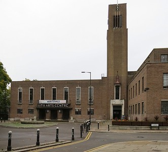 HORNSEY TOWN HALL - N8