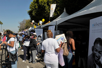 THE TASTE OF SOUL WAS HELD ON CRENSHAW BLVD BETWEEN RODEO & STOCKER ON SATURDAY OCTOBER 15, 2016, 2016. PHOTOS BY VALERIE GOODLOE