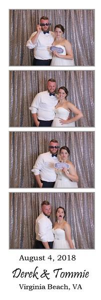 THE WEDDING OF DEREK AND TOMMIE