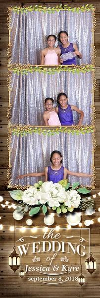 THE WEDDING OF JESSICA & KYRE
