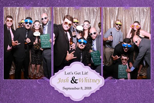 THE WEDDING OF JOSH & WHITNEY