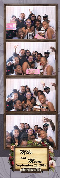 THE WEDDING OF MIKE & MEME