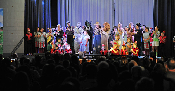 THE WIZARD OF OZ , YOUNG PERFORMANCE EDITION- 08/16/19