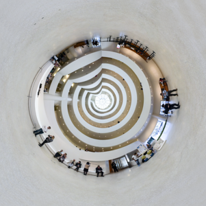 Tiny Planet-10 Guggenheim