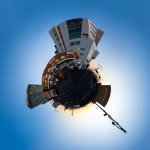 Tiny Planet-12 Whitney