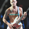 ATLANTIC CITY - AUGUST 21: Michael Balzary (Flea) of Red Hot Chilli Peppers performs in The Event Center at The Borgata Hotel, Casino and Spa, August 21, 2005 in Atlantic City, New Jersey.