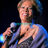 ATLANTIC CITY - MARCH 11: Singer Dionne Warwick who has been on stage four decades performs in The Theater at The Hilton Atlantic City Hotel & Casino, March 11, 2006 in Atlantic City, New Jersey.