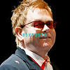 "ATLANTIC CITY -OCTOBER 7: Appearing before a ""Sold Out"" audience, singer songwriter, Elton John performs at Boardwalk Hall on October 7, 2006 in Atlantic City, New Jersey."