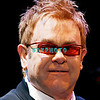 "ATLANTIC CITY -OCTOBER 7: Appearing before a ""Sold Out"" audience, singer songwriter, Elton John performs at Boardwalk Hall on October 7, 2006 in Atlantic City, New Jersey"