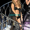ATLANTIC CITY - AUGUST 17: On the road for the first time in 3 years, singer songwriter, Mariah Carey performs in The Arena at Trump Taj Mahal Casino Hotel on August 17, 2006 in Atlantic City, New Jersey.