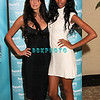ATLANTIC CITY, NJ -NOVEMBER 3, 2007  Brittny Gastineau  is joined by Maybelline Cosmetic model, Jessica White for a photograph while some of her celebrity friends all celebrated her birthday at The Pool in Harrah's Casino Hotel on November 3, 2007 in Atlantic City, New Jersey.