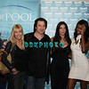 ATLANTIC CITY, NJ -NOVEMBER 3, 2007  Lisa Gastineau, Federico Castelluccio, Brittny Gastineau and Jessica White and some of her celebrity friends all celebrated her birthday at The Pool in Harrah's Casino Hotel on November 3, 2007 in Atlantic City, New Jersey.