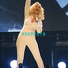 ATLANTIC CITY -MARCH 31: Appearing before a  loud and energetic audience, singer Christina Aguilera performs at Boardwalk Hall on March 31, 2007 in Atlantic City, New Jersey.