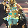 "ATLANTIC CITY, NJ Jennifer Lopez and Marc Anthony perform for a ""Sold Out"" arena at the Trump Taj Mahal In Atlantic City, NJ on September 28, 2007."