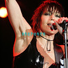 ATLANTIC CITY, Nj, Joan Jett rocked her way into Atlantic City when she appeared in concert along with Aerosmith in the Event Center at The Borgata Casino, Hotel and Spa on September 22, 2007 in Atlantic City.