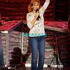 Atlantic City, NJ Reba McEntire returned to Caesars Atlantic City to perfom in concert on June 29, 2007 in Atlantic City, NJ.