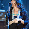 ATLANTIC CITY, NJ - SEPTEMBER 27:  Alanis Morisette performs in concert at The Music Box at the Borgata on September 27, 2008 in Atlantic City, New Jersey.