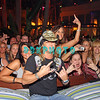 ATLANTIC CITY, NJ - JUNE 13:  Bret Michaels poses with with fans at The Pool at Harrah's on June 13, 2008 at Harrah's in Atlantic City, New Jersey.