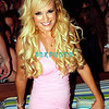 ATLANTIC CITY, NJ - AUGUST 30:  Bridget Marquart  relaxes in front of the camera as she visits The Pool at Harrah's on August 30, 2008 in Atlantic City, New Jersey.