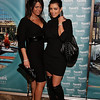 ATLANTIC CITY, NJ - MARCH 8   Sexy socialite  Kim Kardashian poses with her friend Carla DiBello (L) as she appears at The Pool in Harrah's Resort on March 8, 2008 in Atlantic City, New Jersey.