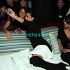 ATLANTIC CITY, NJ - MARCH 8  Sexy socialite  Kim Kardashian shoots a photo of her self with a fan during her appearance at The Pool in Harrah's Resort on March 8, 2008 in Atlantic City, New Jersey.