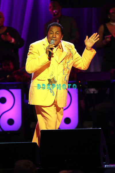 "ATLANTIC CITY - JUNE 07:  Bunny Sigler performs ""Me And Mrs. Jones"" at the ""Love Train: The Sound Of Philadelphia"" concert on June 7, 2008 at the Borgata Hotel & Casino in Atlantic City, New Jersey."