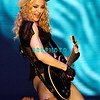 "ATLANTIC CITY, NJ - NOVEMBER 22:  Madonna performs during her ""Sticky & Sweet"" tour at Boardwalk Hall on November 22, 2008 in Atlantic City, New Jersey.  ="