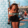 ATLANTIC CITY, NJ - APRIL 26  Tila Tequila poses for photographs as she enters The Pool in Harrah's Resort for an appearance on April 26, 2008 in Atlantic City, New Jersey.